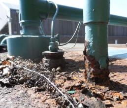 drain pollution